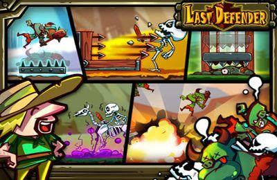 Скріншот Last Defender на iPhone
