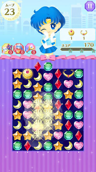 Sailor Moon: Drops для Android