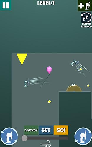 Weird balloons screenshot 1