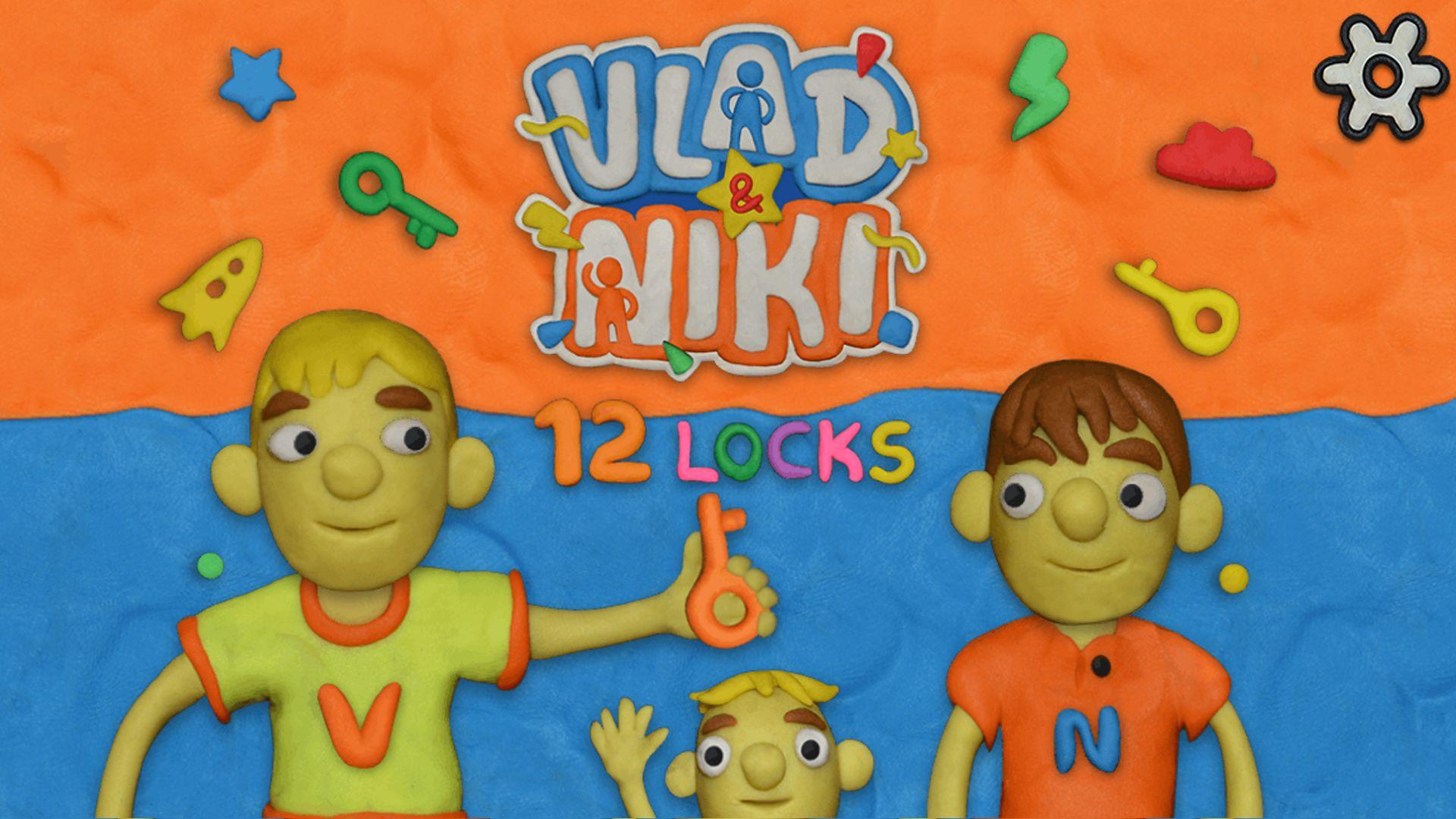 Vlad & Niki 12 Locks captura de pantalla 1