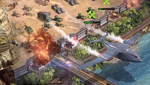 Soldiers inc: Mobile warfare für Android