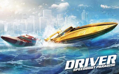 Driver speedboat paradise icono
