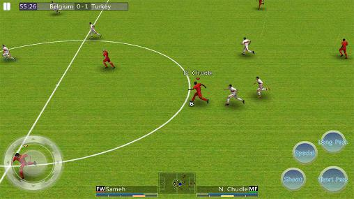 Soccer king for Android