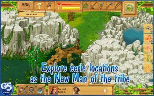 Simulation The island: Castaway 2 für das Smartphone