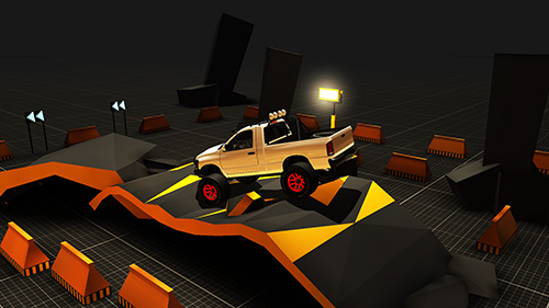 Project: Offroad für Android