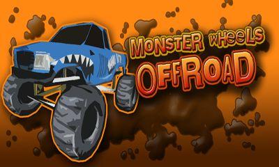 Monster Wheels Offroad icône