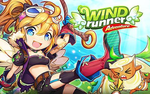 Wind runner adventure Screenshot