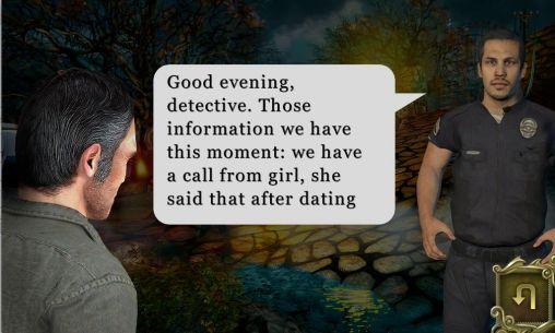 Dark stories: Bloody night screenshot 1