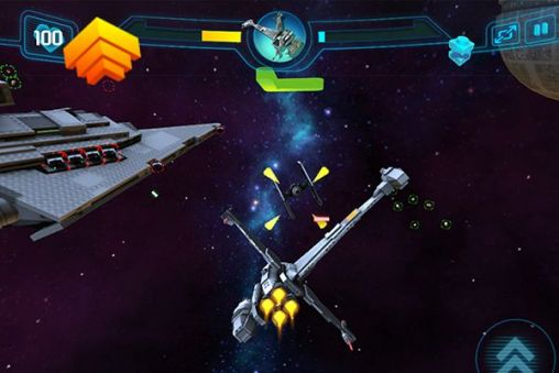 LEGO Star wars: The new Yoda chronicles captura de tela 1