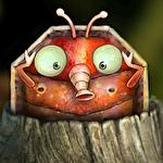 Help beetle home Symbol