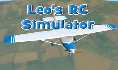 Leo's RC Simulator captura de pantalla 1