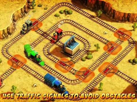 Screenshot Eisenbahnkrise Plus auf dem iPhone