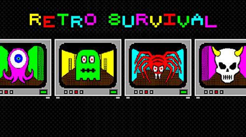 Retro five nights survival Screenshot