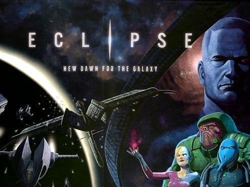 logo Eclipse: Neue Dämmerung für die Galaxie