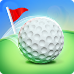 Pocket mini golf icon