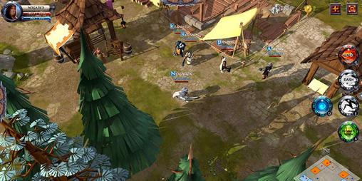 Online RPG Albion online auf Deutsch