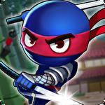 Brave ninja icono