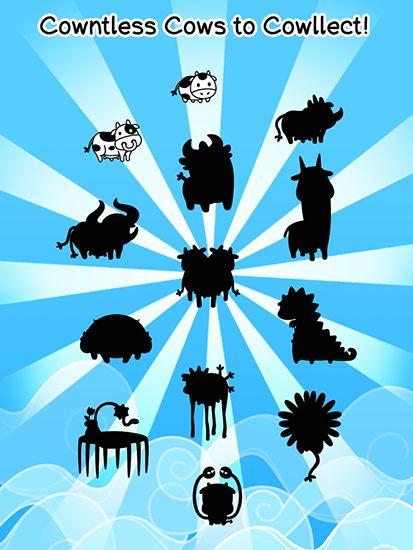 Arcade Cow evolution: The mootation für das Smartphone