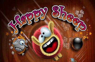 логотип Счастливая Овца