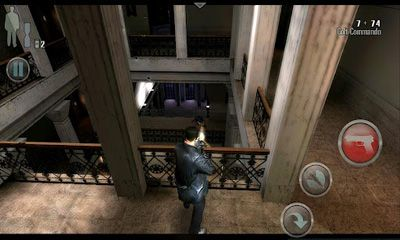 Max Payne Mobile screenshot 1