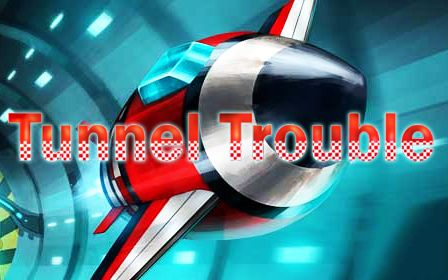 Tunnel Trouble 3D screenshot 1