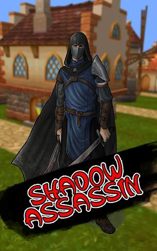 Shadow assassin icono