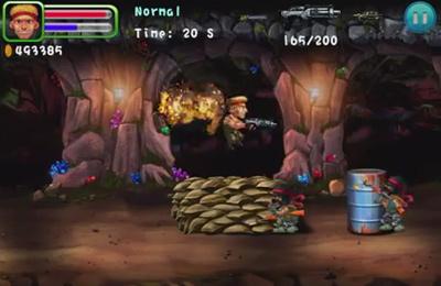 Arcade-Spiele: Lade Metallschlag Deluxe 2012 auf dein Handy herunter