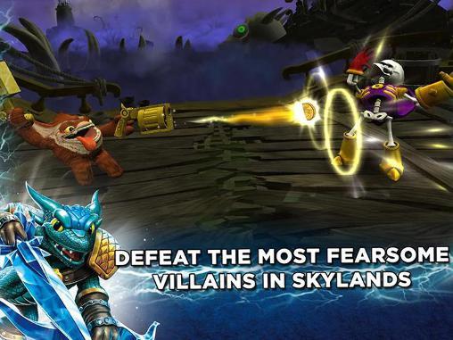 Skylanders: Battlecast для Android