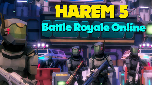 Harem 5: Battle royale online Screenshot