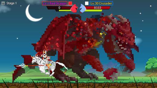 Ungewöhnlichen Spiele Block monster auf Deutsch