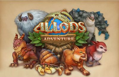 логотип Аллоды: Охота за Сокровищами