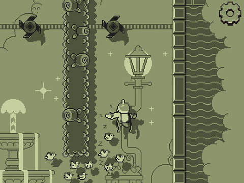 8bit doves for iPhone for free
