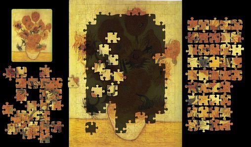 Logique Jigsaroid: Jigsaw generator pour smartphone