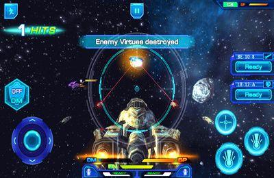 Simulator-Spiele: Lade Anfang des Galaxie - Phantasy auf dein Handy herunter