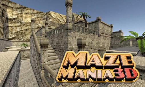 Maze mania 3D: Labyrinth escape icon