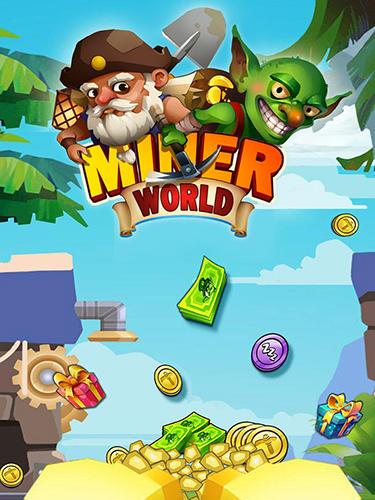 Idle goblin miner world Screenshot
