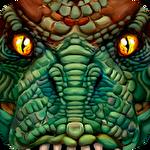 Ultimate dinosaur simulator icono