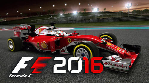 Formula 1 2016 game screenshot 1