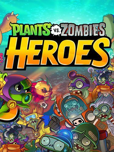 логотип Растения против зомби: Герои