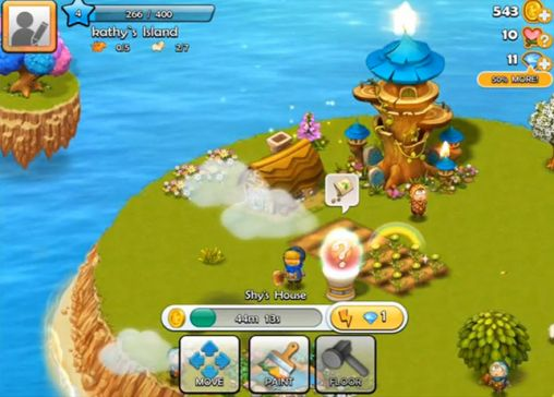 de simulateur Dragon friends pour smartphone