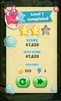 Bubble Mania screenshot 1