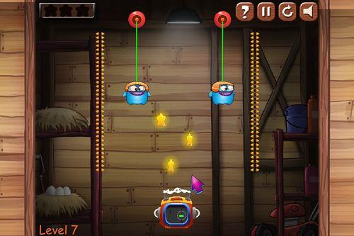 Screenshot Blauer Elf: Escape Adventure auf dem iPhone