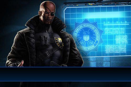 Драки: Avengers: Alliance на телефон iOS
