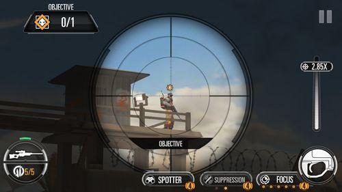 Sniper X für iPhone
