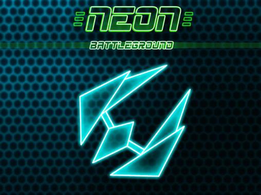 Neon battleground Screenshot