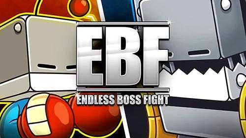 Endless boss fight Screenshot