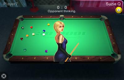 Simulator-Spiele: Lade 3D Pool Meister auf dein Handy herunter