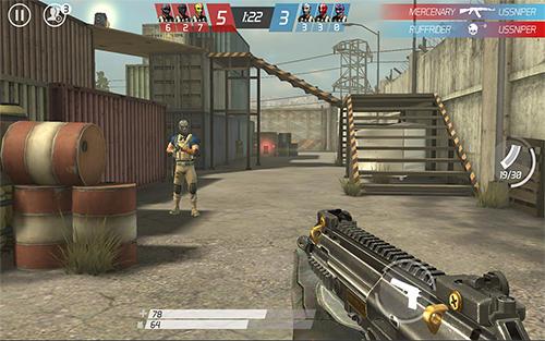 Shooter Maskgun: Multiplayer FPS auf Deutsch
