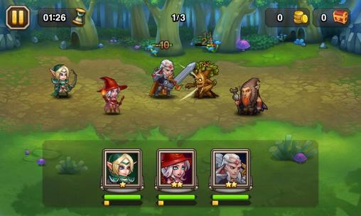Soul hunters скриншот 1