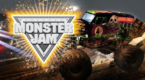 Monster jam icône
